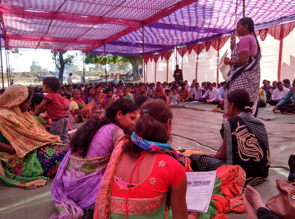 On the Cusp: Reframing Democracy and Well-Being in Korchi, India